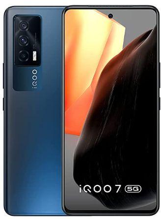 QOO 7 5G (Storm Black, 8GB RAM, 128GB Storage)